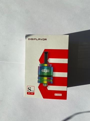 Бак Siren V4 MTL RTA by DigiFlavor 2мл