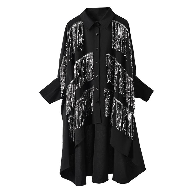 Платье-рубашка «EZNER»