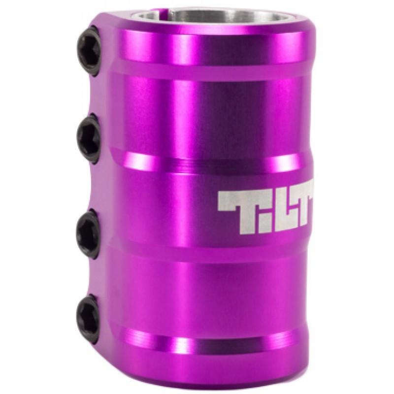 Зажим для самоката TILT Arc SCS (Purple)