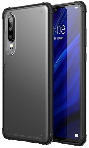 Чехол защитный для Huawei P30 с прозрачным корпусом, серия Ultra Hybrid от Caseport