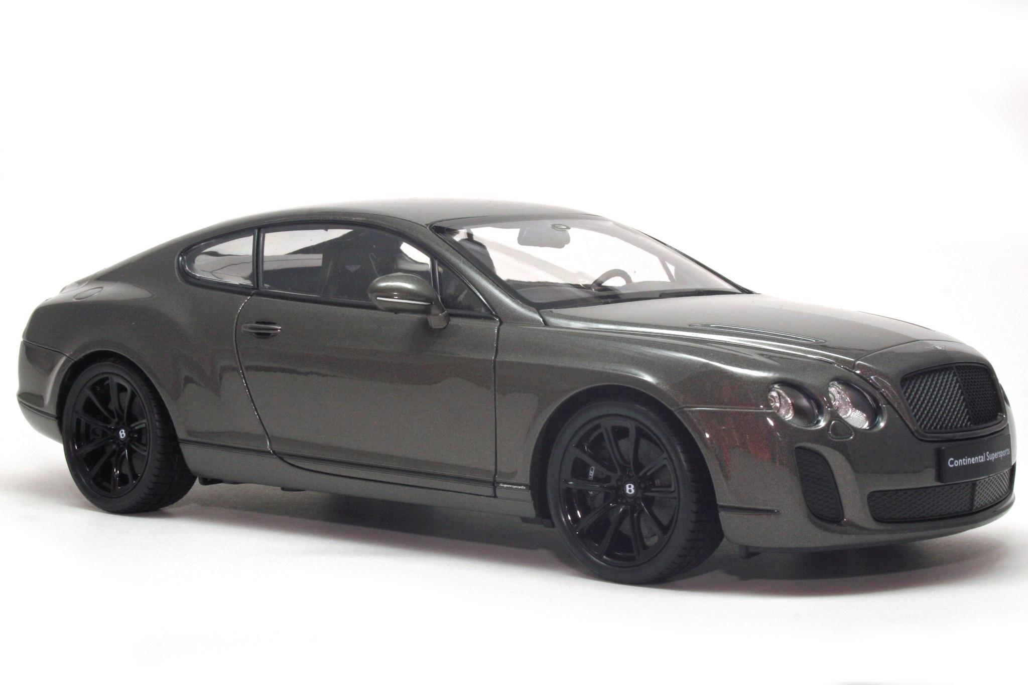 Машинка-игрушка Bentley Continental Supersports