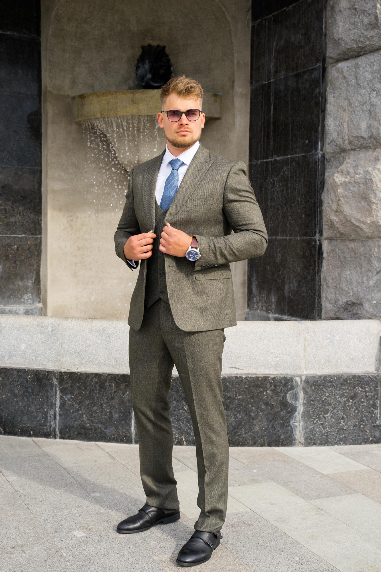 Мужские костюмы оптом Костюм мужской Danila Barcelo DSC04348.JPG
