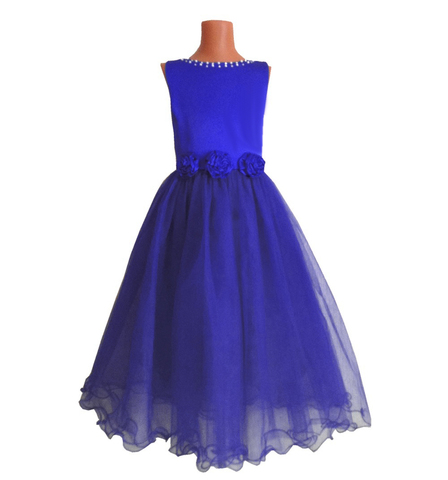 Длинное платье