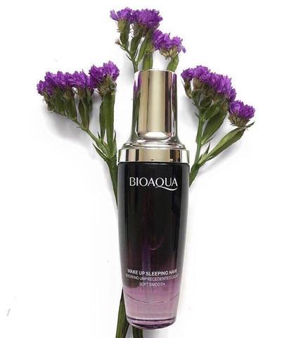 Увлажняющее масло-сыворотка Bioaqua для волос с эфирным маслом лаванды, 50 мл