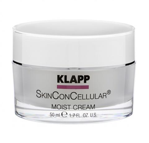 Крем увлажняющий KLAPP SKINCONCELLULAR Moist Cream 50 мл.
