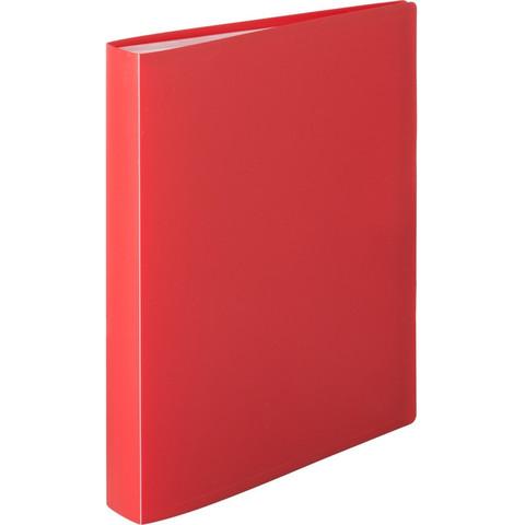 Папка файловая на 80 файлов Attache красная