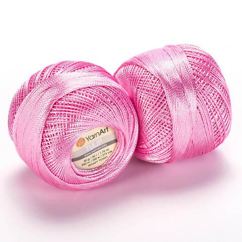 YARNART TULIP 416, Розовый