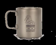 Титановая кружка Novaya Zemlya Ti Double Wall Mug 0,3 л TMDW300FH