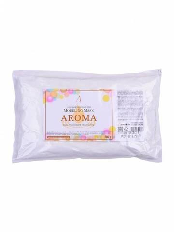Anskin Aroma Modeling Mask маска альгинатная антивозрастная (пакет)