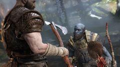 God of War (Хиты PlayStation) (PS4, русская версия)