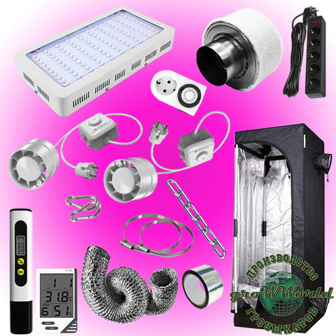 60х60х160 PROBOX  300W LED SUPERSILENT