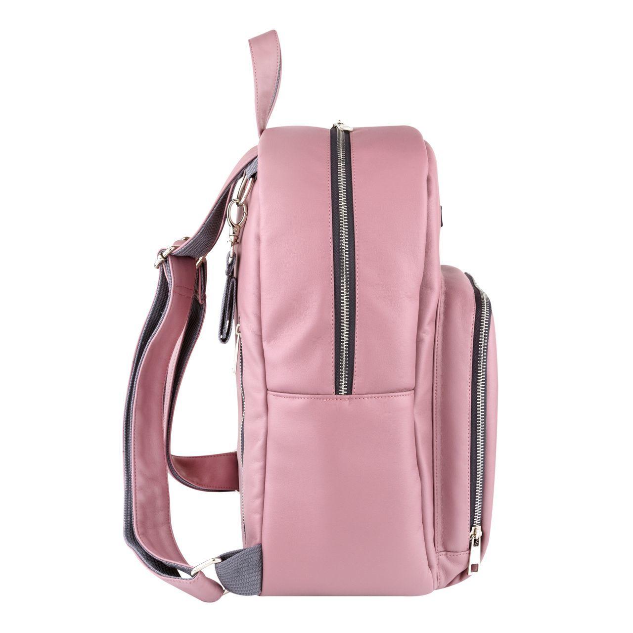 Рюкзак для мамы Chic Lilac