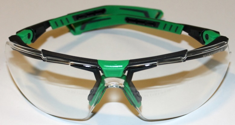 Очки UNIVET™ 5Х1(5Х1.03.00.00) прозрачные, покрытие Vanguard PLUS