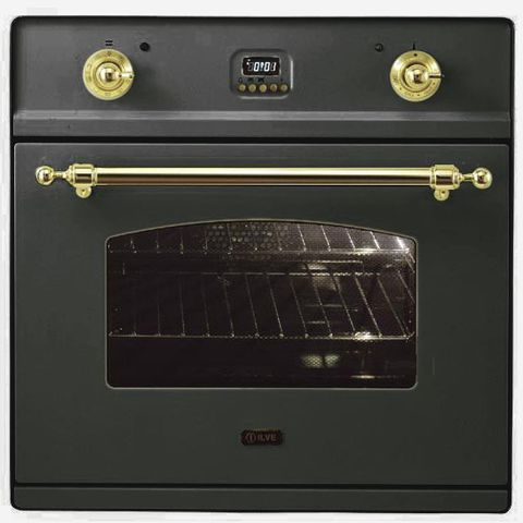 Электрический независимый духовой шкаф ILVE 600 CMP M графит