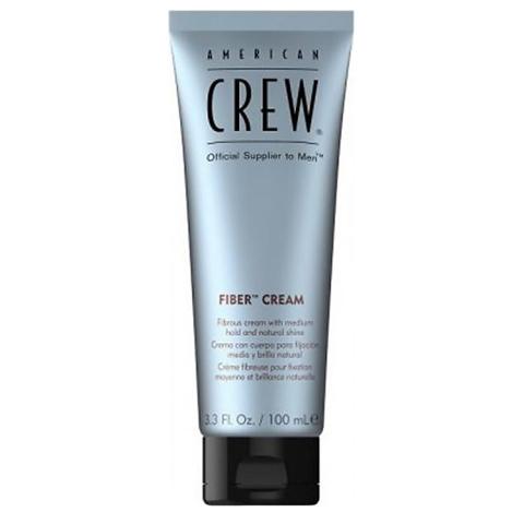 American Crew Styling: Крем средней фиксации с натуральным блеском (Fiber Cream), 100мл