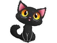 F Фигура, Кот черный, 36