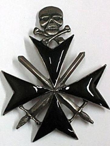Знак генерала Бермонт - Авалова (копия)