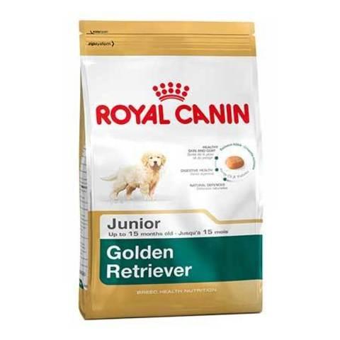 17 кг. ROYAL CANIN Сухой корм для щенков породы голден ретривер Golden Retriever 29 Junior