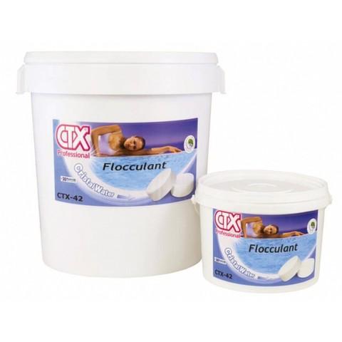 CTX-42 Флокулянт в таблетках 100гр., 1 кг