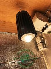 В150хД80хШ60 ГроуБокс CITIZEN 200W LED SUPERSILENT