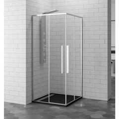 Душевой уголок с раздвижными дверями 100х100х200 см RGW SV-31 32323100-11 фото