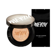Кушон MERZY The First Cushion Glow Set SPF50+ PA+++ 13g + Refill 13g + Запаска