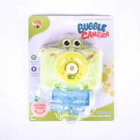 Мыльные пузыри фотоаппарат лягушка