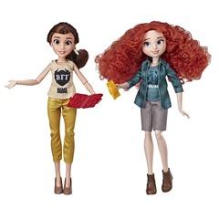 Куклы Белль и Мерида Ральф против интернета Disney