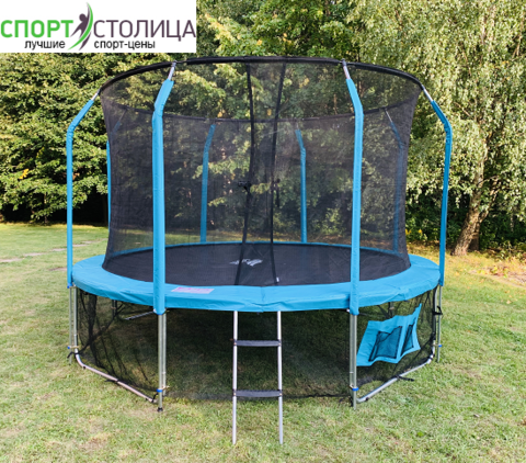 Батут Eclipse Space Green 10 FT