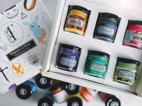 Fragrance & Flame Sample Box