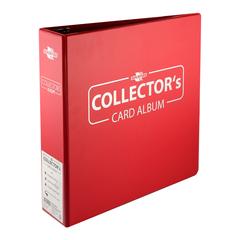 Альбом Blackfire Collectors Album - красный