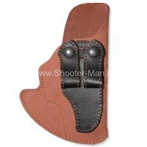 Кобура скрытого ношения для пистолета Tanfoglio INNA, поясная ( модель № 14 ) Стич Профи