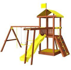Детская игровая площадка «Джунгли 4Р»