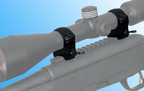 Кольца Weaver МАК 26мм низкие(5850-2600)