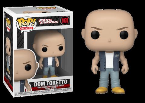 Dom Toretto (Fast and Furious) Funko Pop! Vinyl Figure || Доминик Торетто (Форсаж)