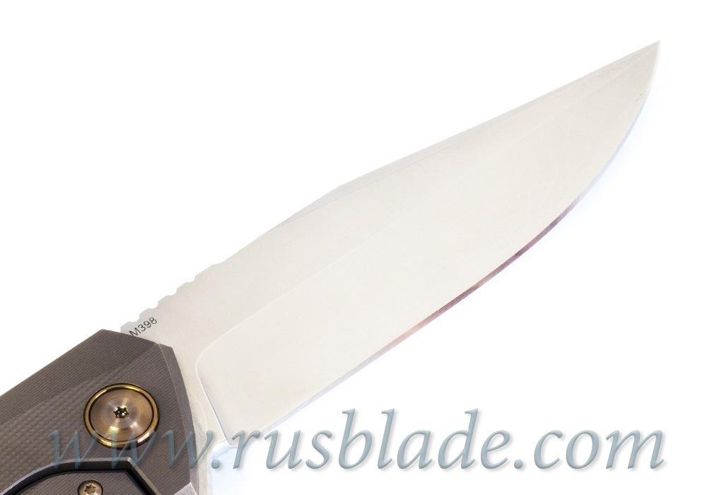 Cheburkov Bear Knife Limited M398 #90 - фотография