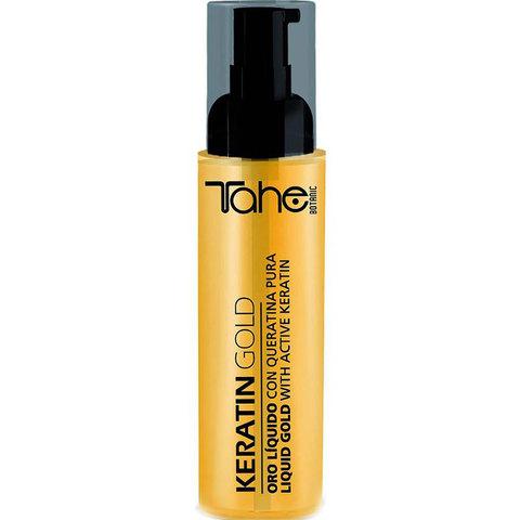 BOTANIC KERATIN GOLD 30 ml Аргановое масло для волос с частицами золота  30 мл
