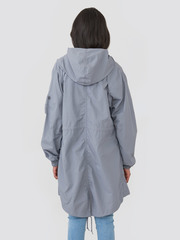 Куртка Alpha Industries Shell Fishtail Parka W Cadet Gray