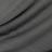 Жатый шёлковый шифон чёрного цвета