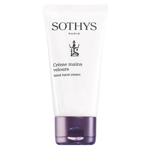 Sothys Aroma: Крем бархатный для рук (Velvet Hand Cream)