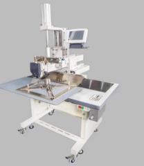 Фото: Компьютерная машина для пришивания (пикования) по контуру подушек, матрасов с отделяемой головкой