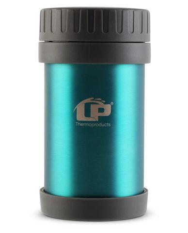 Термос для еды LP JMG (0,5 литра), бирюзовый