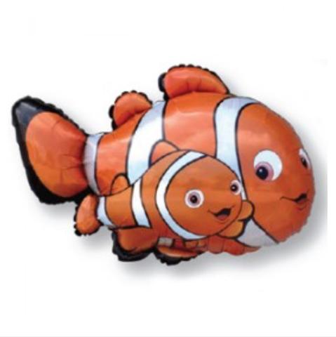 Фольгированный шар «Рыба клоун» #148890