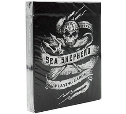 Карты Ellusionist Sea Shepherd