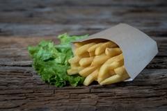 Картофель Фри в аэрогриле