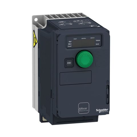 Schneider Electric  ATV320U22M2C (2.2 КВТ, 240В, 1Ф)