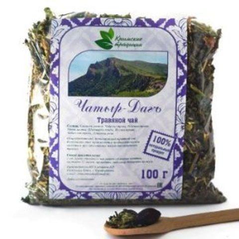 Травяной чай «Чатыр-Дагъ»™Крымские традиции