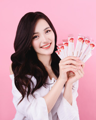 K-Beauty Коллагеновое желе в стиках с Гранатом Collagen Pomegranate Jelly Sticks, 3 уп. * (20 г*10 шт.)