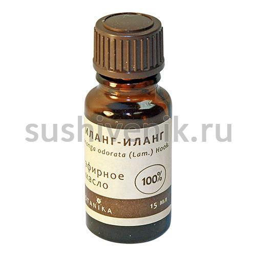 Иланг-иланг - эфирное масло (цветочный аромат)
