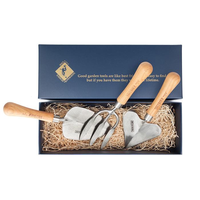 """Набор садовых инструментов """"Hermes"""" Sneeboer, в подарочной коробке"""